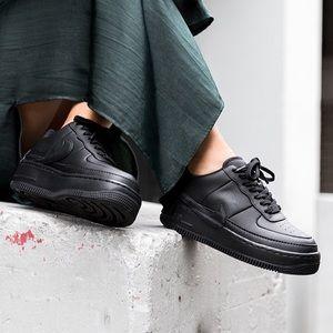 Brand New Nike Air Force 1 Jester XX Triple White NWT